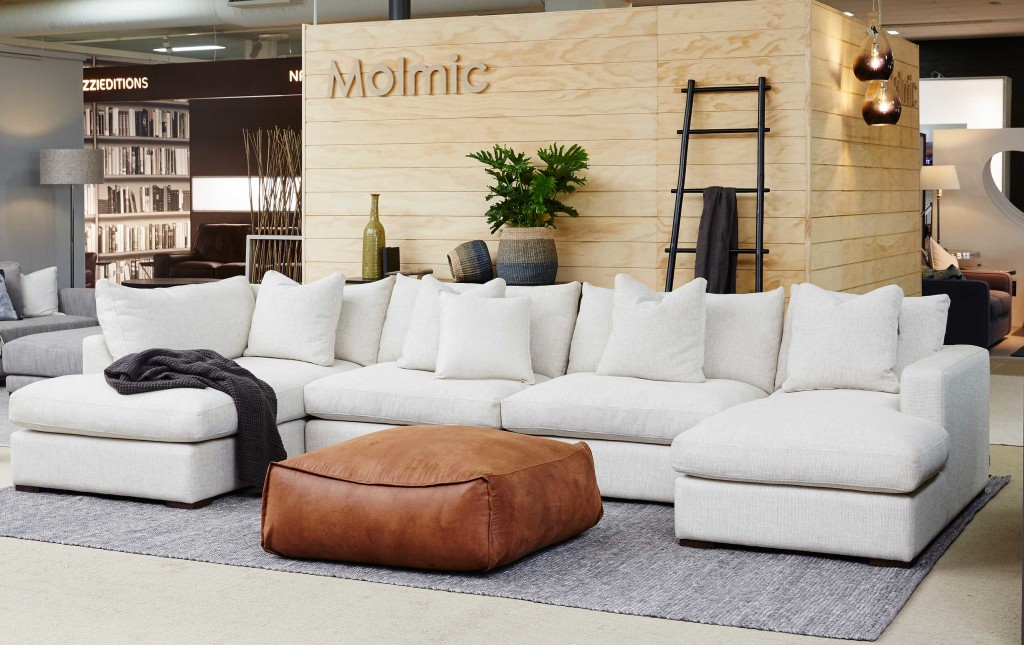 Superbe Molmic Sofa Gallery Launches At Make Your House A Home In ...